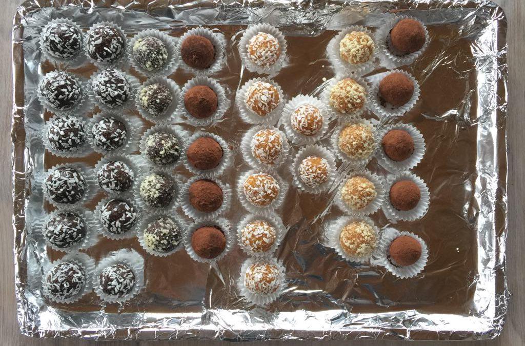Ayurvedischer Snack – leckere Energiebällchen | Ayurveda-Süssigkeiten